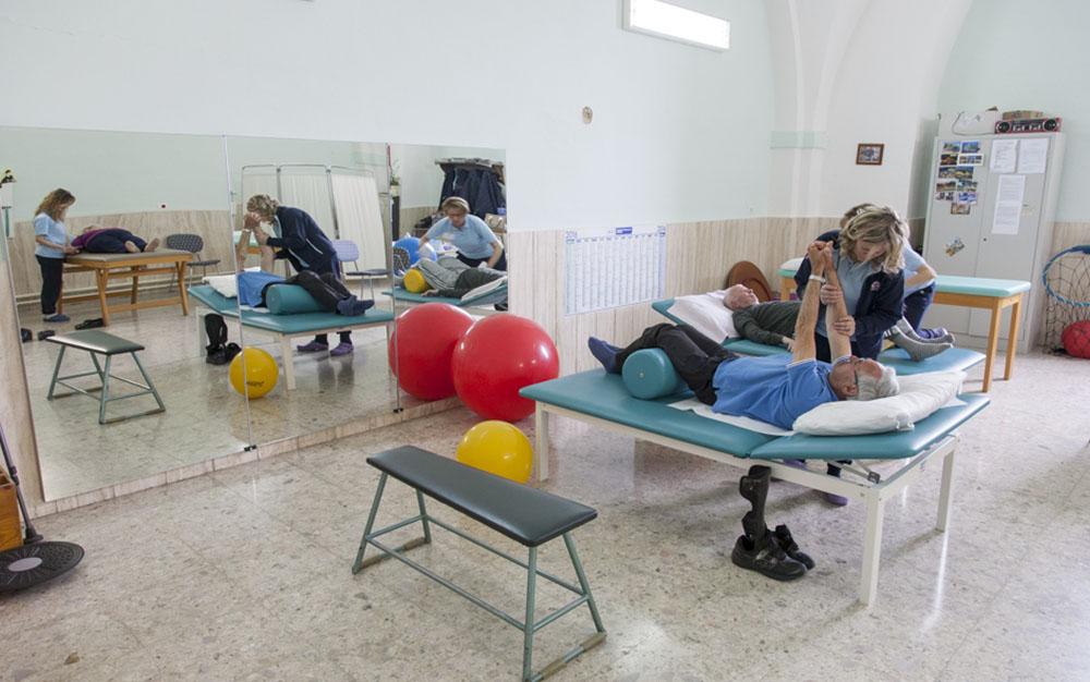 Centro di riabilitazione San Massimo Penne area Vestina